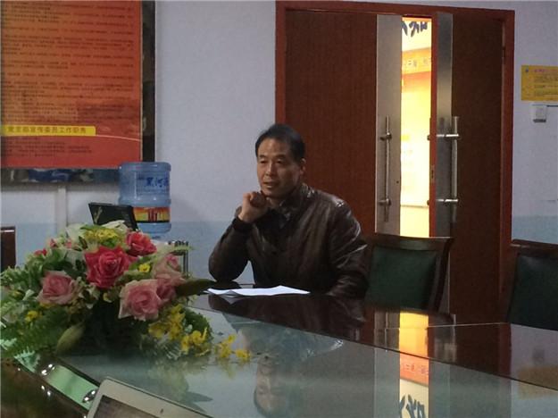 我校李勇副校长为宜君高中跟岗教师作报告