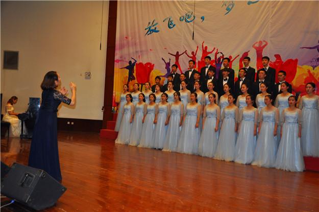 我校合唱团喜获2017年西安市中小学生艺术大赛(合唱)三等奖
