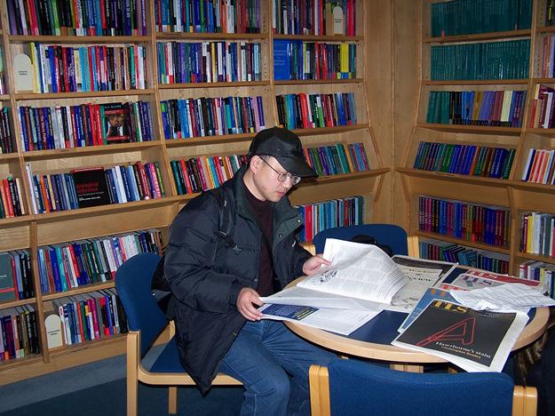 A Visit to Cambridge一次课外阅读课