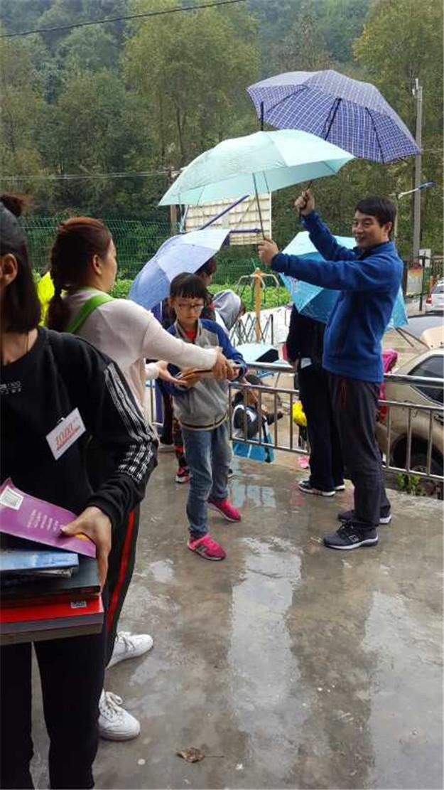 An Unforgettable Volunteer Activity