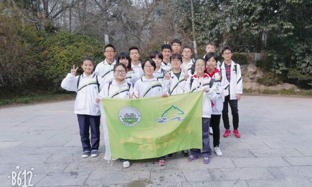 高一三班3月10日兴庆公园学雷锋活动简记